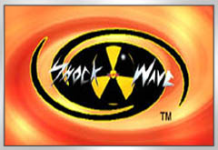 shockwave video logo